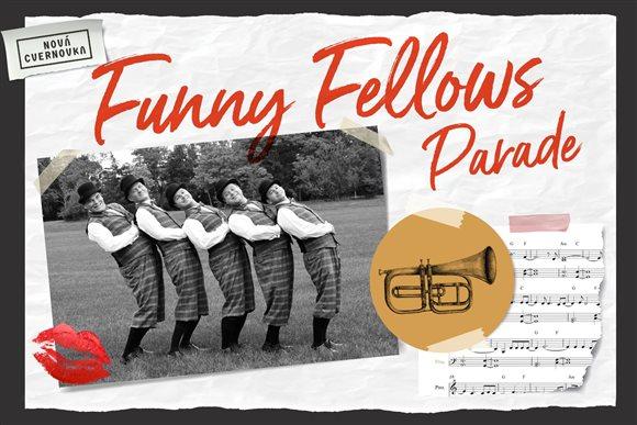 funny-fellows-parade-cvernovka