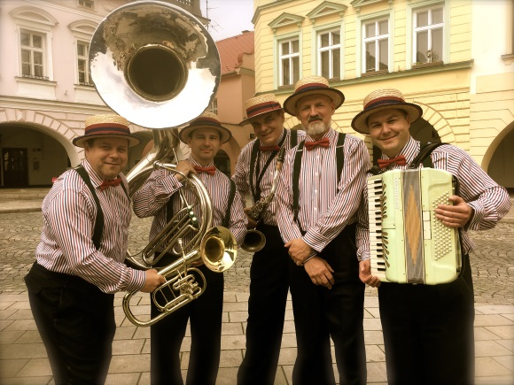 Funny Fellows Old Time Band