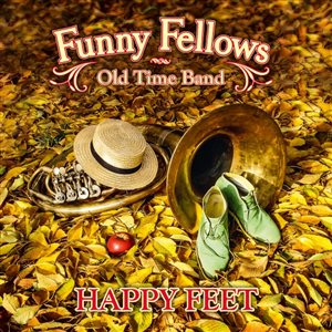 Funny Fellows CD Happy Feet