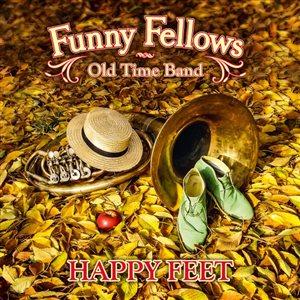 Funny Fellows CD Happy Feet