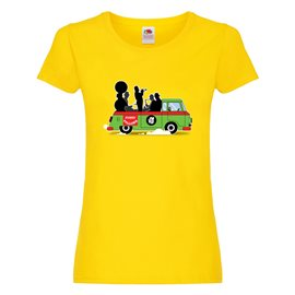 Dámske tričko S