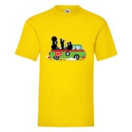 Pánske tričko S
