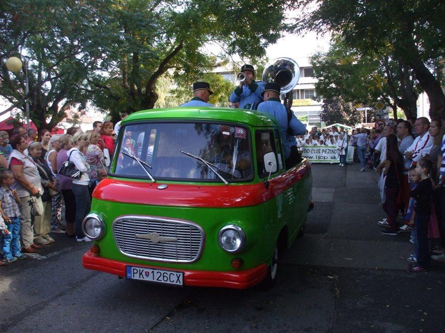 Auto veterán koncert